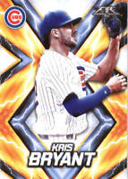 2017 Topps Fire Baseball - Pick A Player