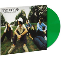 The Verve ‎Urban Hymns Exclusive Limited Edition Green Colored Vinyl LP
