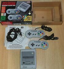Nintendo - Super Nintendo - SNES Classic Mini Konsole