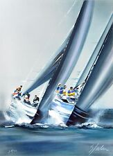 Victor Spahn - America's Cup Valence (hand-signed & numbered, edition of 300)