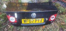vw jetta 2007 boot tid tailgate black 2005-2011