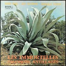 HENRI DEBS, GUY ALCINDOR... - Les immortelles chansons antillaises - LP