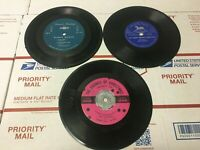 45 RPM Dinah Shore Season's Greetings Night Before Christmas  Sounds  Lot of 3