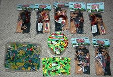 HUGE 733pc Plastic Army Men Soldier War Playset Toy Lot Tank Plane