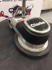 """Clarke FM-1700-Floor Polisher Sander Buffer 110V 17"""" Maintainer USED"""