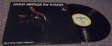 "Lloyd Price ""Swings for Sammy"" SOUL-JAZZ MONUMENT LP #MLP-8032 SAMMY DAVIS, JR."