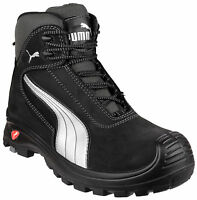 Puma Cascades Safety Mens Composite Toe Cap Industrial Work Boots Shoes UK6-13