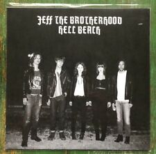 "JEFF THE BROTHERHOOD / HELL BEACH Hole Songs 7"" 45 RED VINYL Courtney Love #/666"