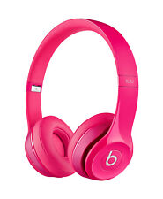 Beats by Dr. Dre Solo2 Headphones - Gloss Pink - Brand New and FACTORY SEALED