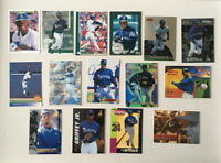 Ken Griffey 13 Card PREMIUM BRAND INVESTMENT Lot. 1993 SP-1990 Upper Deck-UC3!