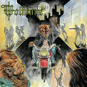 WOLFBANE Wolfbane CD 6 tracks FACTORY SEALED NEW 1981/82/2009 Shadow Kingdom USA