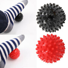 2 Pcs Soft Spiky Point Foot Hand Massage Balls Roller Trigger Point Therapy