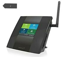 Amped Wireless High Power Touch Screen AC750 Wi-Fi Range Extender, TAP-EX2 New