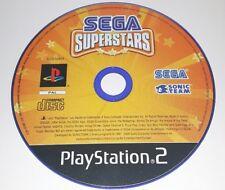 SEGA SUPERSTAR SONIC - PlayStation 2 PS2 Play Station Game Bambini Gioco