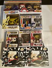 FUNKOPOP!MYSTERY BOX(LOTOF2) 1 EXCLUSIVE/VAULTED OR GRAIL IN EACH BOX GUARANTEED