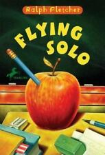 Flying Solo by Ralph Fletcher ( Scholastic Paperback) **Brand NEW**