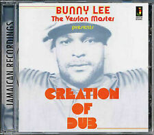 Bunny Lee The Version Master:  Creation Of Dub: CD Album: Free P&P:  BLU