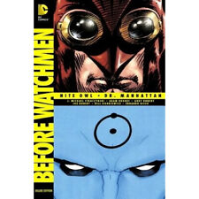 PACK 4 TPB - BEFORE WATCHMEN COUVERTURE RIGIDE