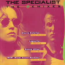 The Specialist Soundtrack -  New Factory Sealed CD