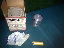 Zündapp KS 50 517 5 gang Original Mahle Kolben - Zylinder 50mm Toleranz D