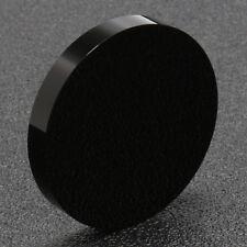 48mm Black Obsidian Scrying Mirror Crystal Gemstone Rock Stone Home Decor