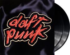 "Daft Punk ""homework"" Vinyl 2LP NEU in Gatefold Sleeve"