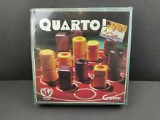 Quarto! 1991 Gigamic Abstract Board Game Wood Pieces New Sealed