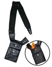 Genuine Leather Concealed Carry Handbag Shoulder Underarm Hidden Holster Gun Bag