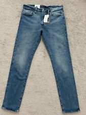 LEVIS MADE AND CRAFTED LMC 511 SELVEDGE HOUSTON 34X34 BRAND NEW