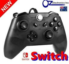 New Black Wired Game Controller for Nintendo Switch Melbourne Australia V10.x