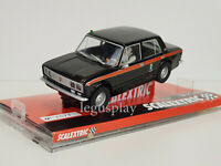 Slot Car Scx Scalextric A10211S300 Taxi Madrid Seat 1430