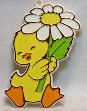 Hallmark Vintage Cookie Cutter - Duckling w/ Daisy Flower Duck Easter Baby
