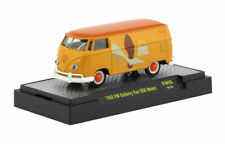 1960 VW Delivery Bus  SHOES Mode *** M2 Machines Volkswagen ART Cars 1:64 OVP