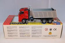 JOAL 331 Volvo FH12 -420 Dump truck Red perfect mint in box