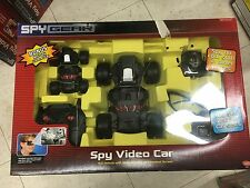Spy video car Spy Gear R/C vehicle with video camera  NEW!!!