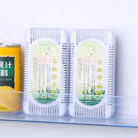 1PC Refrigerator Air Purifier Charcoal Bag Natural Deodorizer Anti-Leakage x