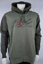 Nwt $75 Mens Nike Air Jordan Flight Fleece Hoodie 930525 018 sz Xl Training