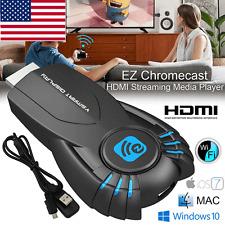 Ezcast Chromecast Digital HDMI Streamer HD Media Chrome Cast for Youtube Netflix
