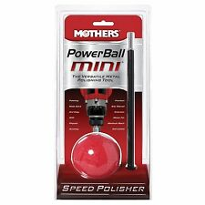 Mothers 05146 Power Cone Precision Polisher Tool