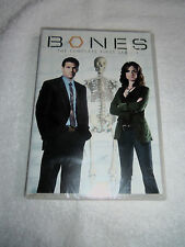 Bones - Season 1 (DVD, 2009, 4-Disc Set; Dual Side)
