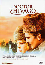 Doctor Zhivago (1965) - Omar Sharif, Julie Christie, Geraldine Chaplin - DVD NEW