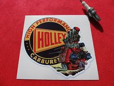 Holley Carburateur Sticker