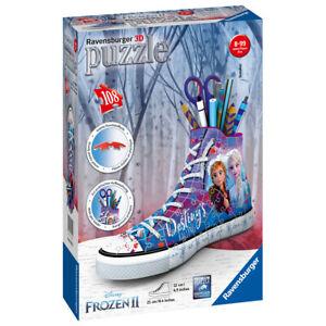 Ravensburger Disney Frozen II Sneaker 108 Piece 3D Puzzle - 12121