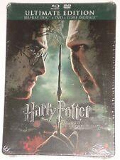 Harry Potter 7.2 Steelbook NEU FR Import mit deutscher Tonspur