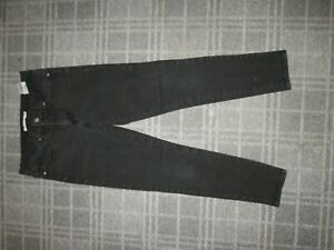 Levi's 311-LADIES JEANS SIZE 8-10 SHAPING SKINNY ankle gripper crop MID STRETCH