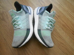 ADIDAS BOOST  TRAINERS  SIZE UK 6  VGC