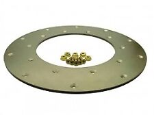 Fidanza 221171 Friction Plate 11.75 x 6.0 (10/10) 20 Holes fit Ford