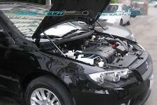 08-13 Mitsubishi Lancer EX Fortis Black Strut Gas Lift Hood Shock Damper Kit
