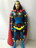 "DC Direct Mr Miracle Set Big Barda Only From Set Deluxe 7""Loose Figure Rare Mint"