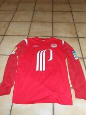 Maillot porté en coupe de la ligue saison 2010-2011 losc lille